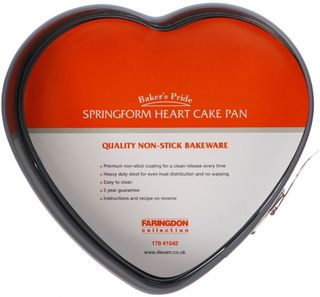 Faringdon Heart Springform - 22cm